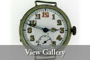 view gallery photo of George Henry Beamish's trenchwatch