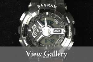 view gallery image of Sgt. Peter Cassarly's wristwatch