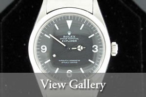 view gallery image of Ian Fleming's rolex Wristwatch