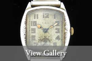 view gallery image of Sgt. Israel S. Gockley's wristwatch