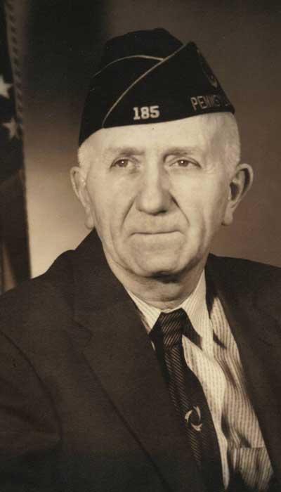 view gallery image of Warren H. Greenawalt Sr.'s pocket watch