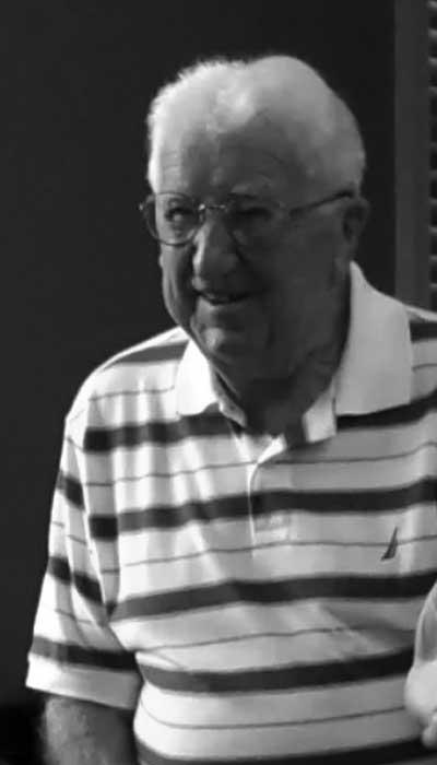 photo of Joeseph Hartmann during 2012 interview