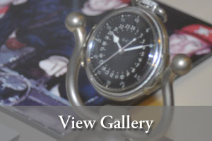 View Gallery image of William L. Holcom's wristwatch