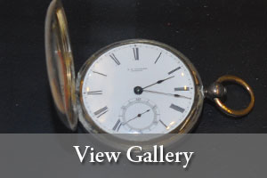image of benjamin leigh's pocket watch