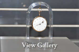 view gallery image of george washington's pocket watch